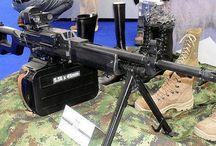 Zastava M09 5.56mm machine gun