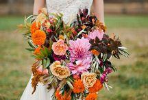 Bouquets / wedding flowers, wedding bouquets, bouquets, florals, wedding florals, hand-tied bouquets, loose bouquets, bridal bouquet, bridal flowers