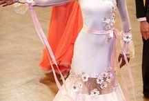 Ballroom klänningar!