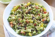 Summer Health / Lighten up with healthy summer dishes