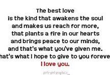 it s love