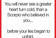 hail the queen, scorpio