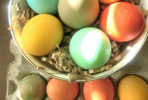 Easter Ideas / by Dontie Kidwell