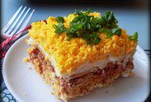 Recipes / Smaczne przepisy do wypróbowania