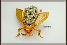 Insect Jewelry with bling