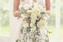 Wedding ideas - Dress, hair, flowers etc