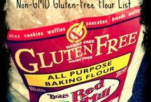 Gluten Free-Facts, Info, Websites / by Sarah Faithe