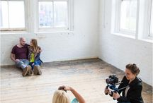 Anneli Marinovich Photography - Behind the scenes / Behind the scenes on my shoots!