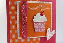 Card Crafting Ideas / by Courtney Fast