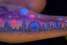 Εντυπωσιακά τατουάζ