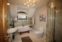 Bathrooms / Beautiful bathrooms in properties we have for sale or for rent on our website