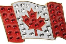 Flag Golf Ball Markers / by Navika