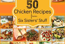 Chicken Recipes ! / by Colleen Beynon