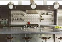 Kitchen Spaces / by Kris Mitchem
