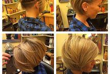Стрижки и причёски