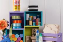 Craft Room Dreaming