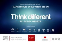 Web Design / Creative web design, Responsive web design.
