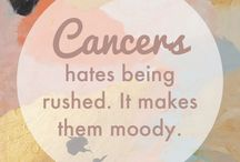 Cancerians ♋️ / Cancer Zodiac Sign