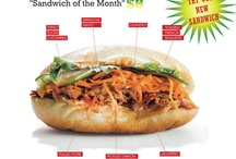 Featured Sandwiches / by Saigon Sisters