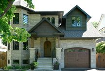 Custom Built Homes / Lagois Design Build Renovate has custom built many homes in the Ottawa and area - from Traditional to Medieval style!