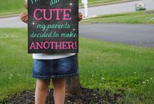 Pregnancy Announcements / by Chantel Wilmes