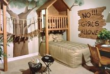 junggle tree house