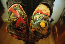 Tattoos / by Cameron Mohr