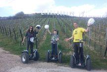 Fun Moving : balade en gyropode en Alsace, Vosges et vignoble
