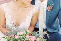 Mauve & Stone Wedding