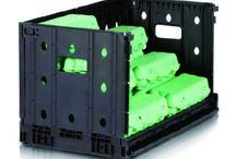 Returnable Plastic Container / 일회성 포장이 아닌 반복사용이 가능한 플라스틱 컨테이너