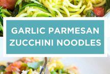 Vegetables zucchini
