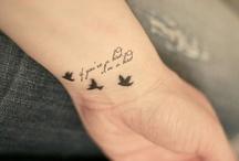 tatoos  / by Brandie Hankins