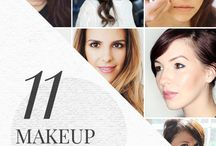 All about make up and beauty! / I love experimenting with make-up.   / by Jacqueline Joseph