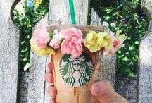 Spring Starbucks