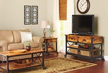 Home Design and Decor / by Carrie Stalter Hiser