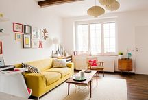Retro House ideas / Totally my style! / by Lisa Wright