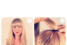 coiffure buns