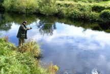 Salmon Fishing in Ireland / Salmon fishing in Ireland Sea trout