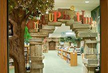 bibliotecas niños