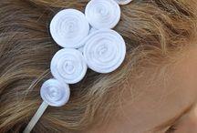 Headband / Bandana + Baby Headband