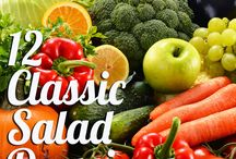 30 Days of Salads / #DomesticGeek's 30 days of different salads