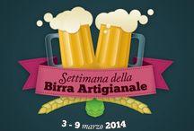 Settimana della Birra Artigianale / Dal 2 all'8 marzo Excantia partecipa alla Settimana della Birra Artigianale: con il codice sconto BEERWEEK20 le nostre birre costano il 20% in meno!