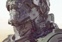 Cyborg/ Future