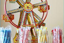 Carnival bday theme