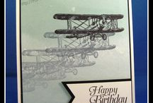 Sky Is The Limit Stampin Up! / birthdays, stamping, crafting, Stampin up!, all occasions