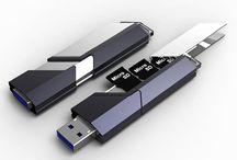 I flash drive