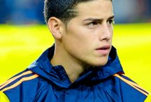 Football: James Rodriguez