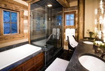 Bathrooms / by Natural Element Homes