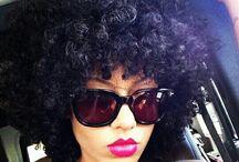 Natural hair envy