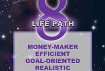 life path 8 (add up yr dob )